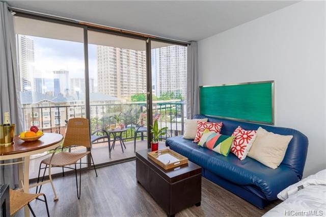 1850 Ala Moana Boulevard #221, Honolulu, HI 96815 (MLS #201813548) :: Redmont Living