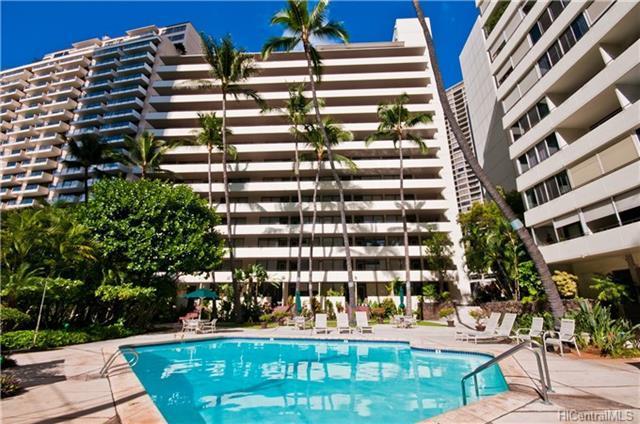 425 Ena Road 706B, Honolulu, HI 96815 (MLS #201813565) :: Redmont Living