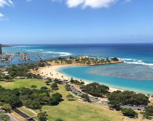 1330 Ala Moana Boulevard #3408, Honolulu, HI 96814 (MLS #201813581) :: Elite Pacific Properties