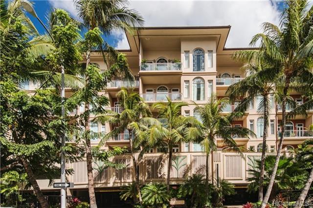 427 Launiu Street #403, Honolulu, HI 96815 (MLS #201813588) :: Redmont Living