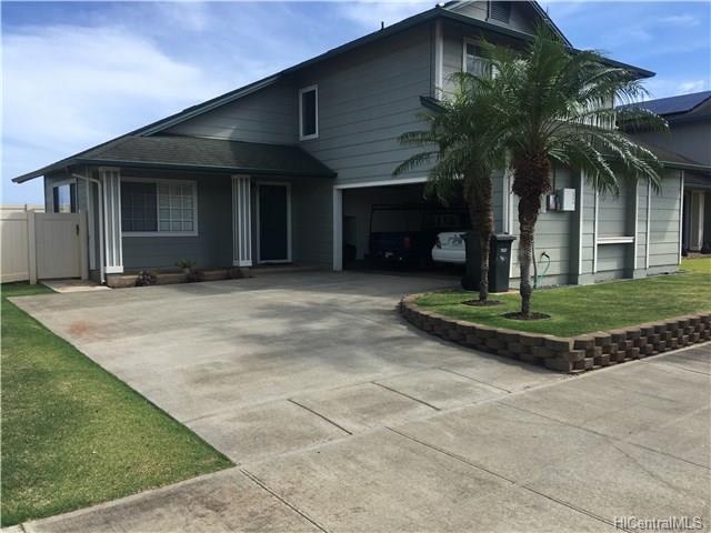 91-327 Pukanala Place, Ewa Beach, HI 96706 (MLS #201813615) :: Keller Williams Honolulu