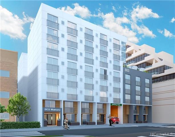 803 Waimanu Street #425, Honolulu, HI 96813 (MLS #201813642) :: Redmont Living