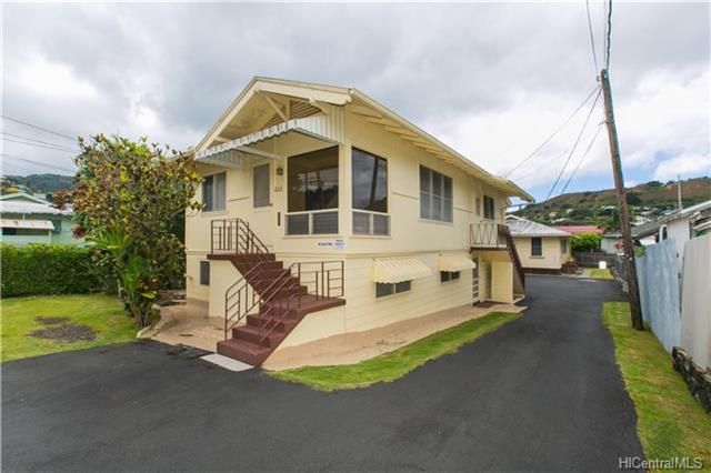 2113 Booth Road, Honolulu, HI 96813 (MLS #201813658) :: The Ihara Team
