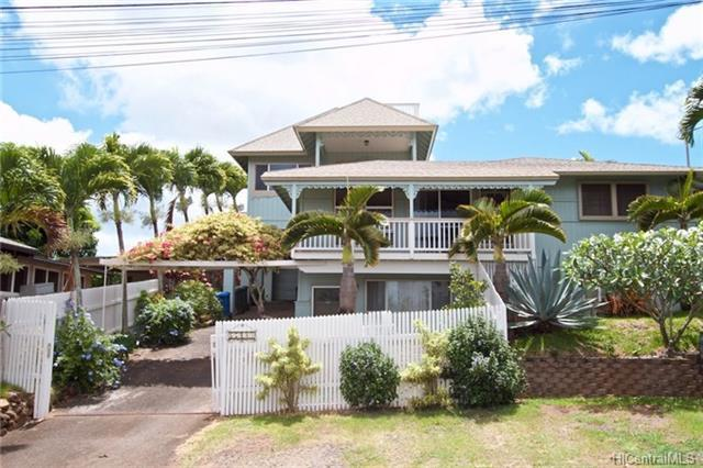 67-409 Alahaka Street, Waialua, HI 96791 (MLS #201813691) :: The Ihara Team
