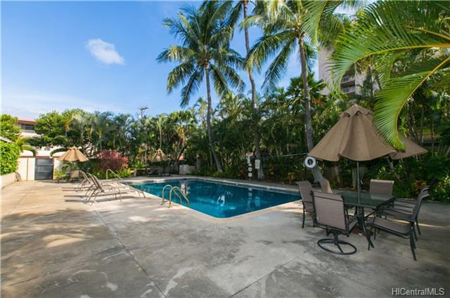 1735 Dole Street #108, Honolulu, HI 96822 (MLS #201813748) :: Team Lally