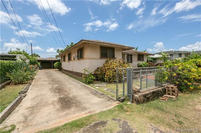 94-137 Awaia Street, Waipahu, HI 96797 (MLS #201813839) :: The Ihara Team