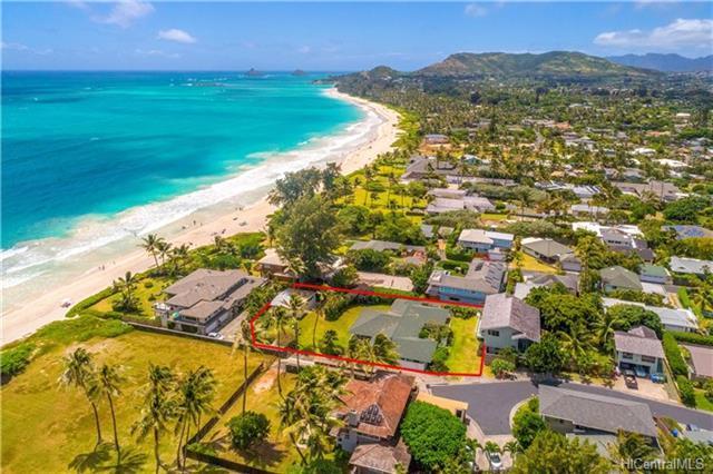 21 Kamani Kai Place, Kailua, HI 96734 (MLS #201813960) :: Keller Williams Honolulu