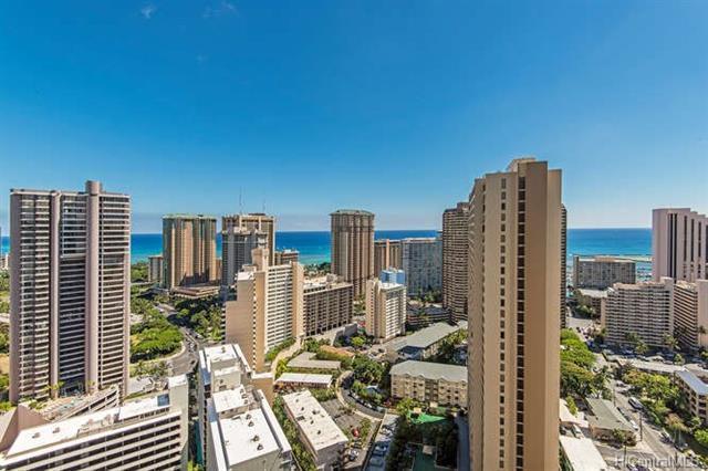 400 Hobron Lane #3515, Honolulu, HI 96815 (MLS #201813978) :: Elite Pacific Properties