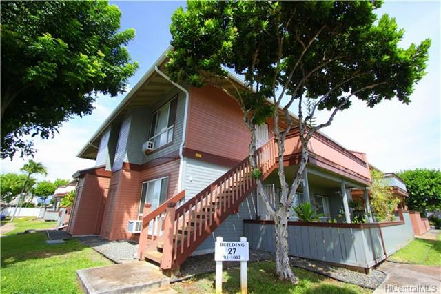 91-1017 Puahala Street T, Ewa Beach, HI 96706 (MLS #201814024) :: Elite Pacific Properties