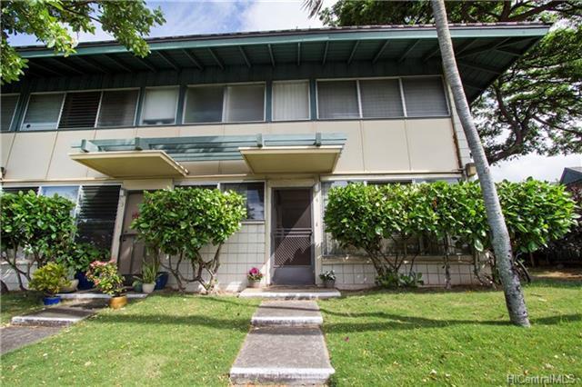 1428-4 Hunakai Street #120, Honolulu, HI 96816 (MLS #201814090) :: The Ihara Team