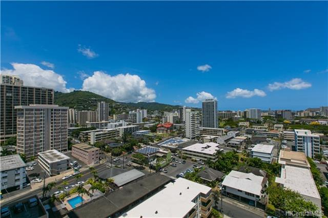 1571 Piikoi Street #1403, Honolulu, HI 96822 (MLS #201814249) :: The Ihara Team