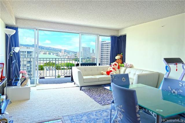 419 Atkinson Drive #1803, Honolulu, HI 96814 (MLS #201814352) :: The Ihara Team