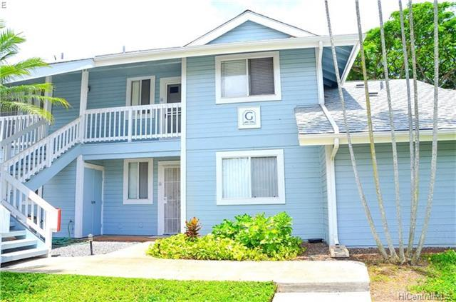 94-970 Lumiauau Street G103, Waipahu, HI 96797 (MLS #201815517) :: Team Lally