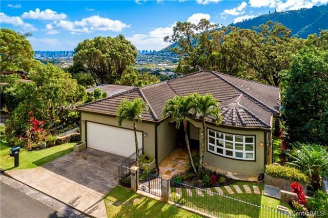 3625 Woodlawn Terrace Place, Honolulu, HI 96822 (MLS #201815558) :: The Ihara Team
