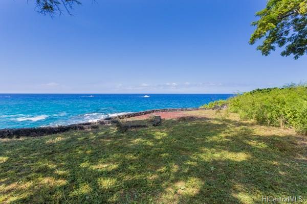 77-6564 Alii Drive, Kailua Kona, HI 96740 (MLS #201815710) :: The Ihara Team