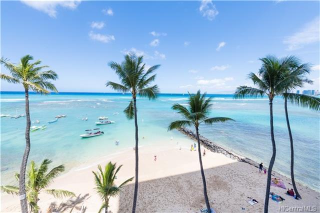 2895 Kalakaua Avenue 404/405, Honolulu, HI 96815 (MLS #201815791) :: Elite Pacific Properties