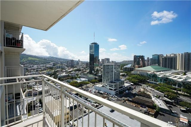 1655 Makaloa Street #2010, Honolulu, HI 96814 (MLS #201815814) :: The Ihara Team