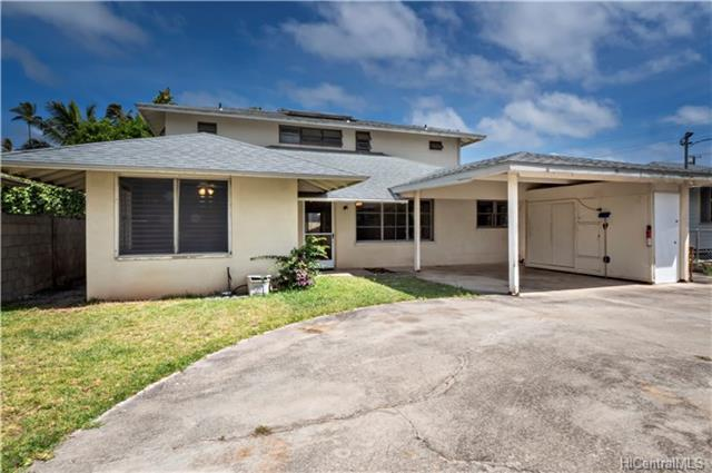 518 Punaa Street, Kailua, HI 96734 (MLS #201815843) :: Keller Williams Honolulu