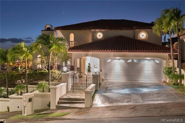 671 Kahiau Loop, Honolulu, HI 96821 (MLS #201815915) :: Elite Pacific Properties