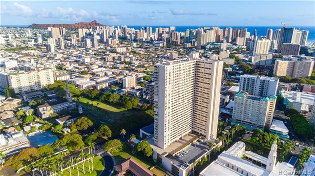 1212 Punahou Street #3404, Honolulu, HI 96826 (MLS #201815968) :: The Ihara Team