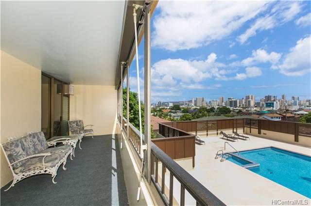 1521 Alexander Street #406, Honolulu, HI 96822 (MLS #201815975) :: The Ihara Team