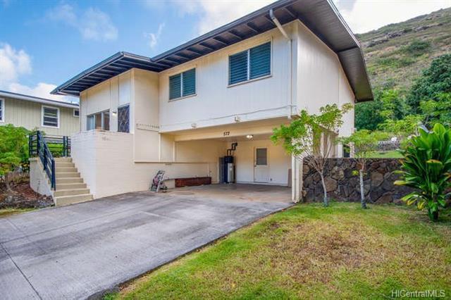 572 Pepeekeo Place, Honolulu, HI 96825 (MLS #201815984) :: The Ihara Team