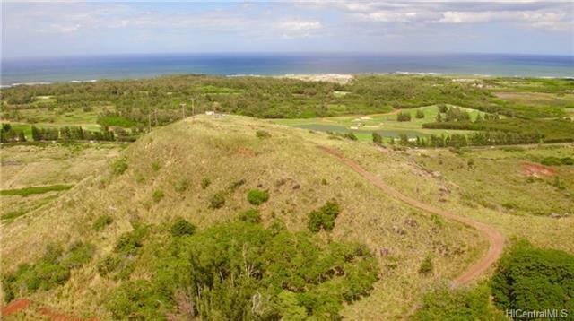 28+Acres Above Turtl Kamehameha Highway, Kahuku, HI 96731 (MLS #201816080) :: Team Lally