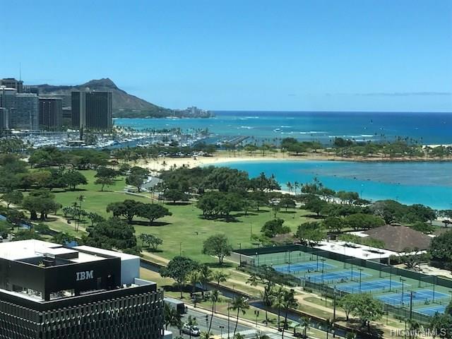 1108 Auahi Street #1700, Honolulu, HI 96814 (MLS #201816267) :: The Ihara Team