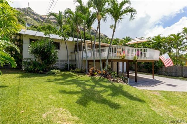 1205 Aalapapa Drive, Kailua, HI 96734 (MLS #201816309) :: Keller Williams Honolulu