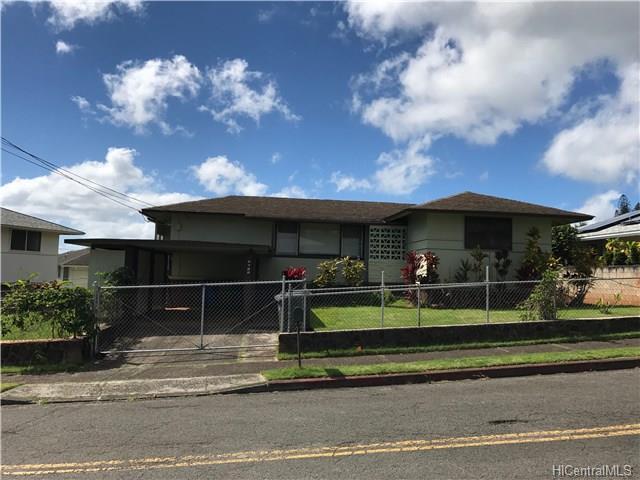 2722 Peter Street, Honolulu, HI 96816 (MLS #201816394) :: Elite Pacific Properties