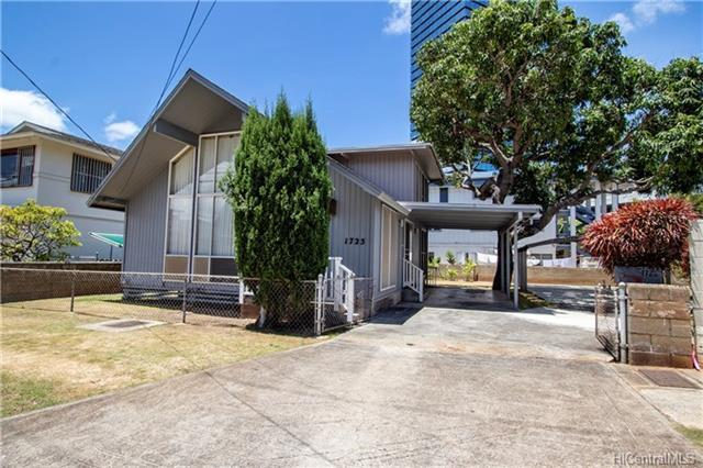1725 Fern Street, Honolulu, HI 96826 (MLS #201816401) :: The Ihara Team