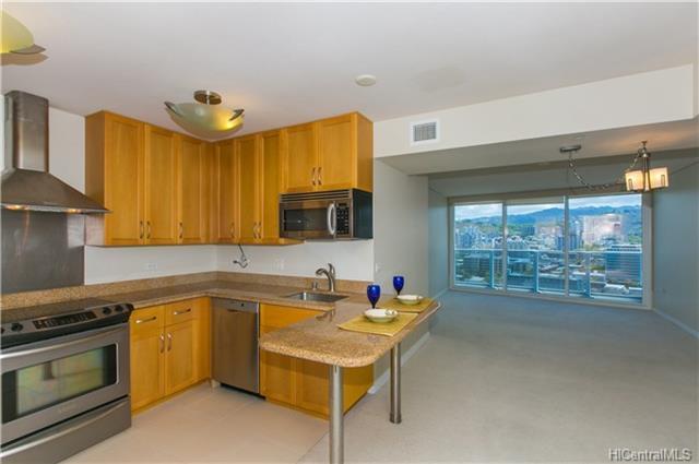 1296 Kapiolani Boulevard #2502, Honolulu, HI 96814 (MLS #201816451) :: Elite Pacific Properties