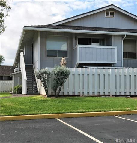 94-705 Paaono Street L8, Waipahu, HI 96797 (MLS #201816475) :: Team Lally