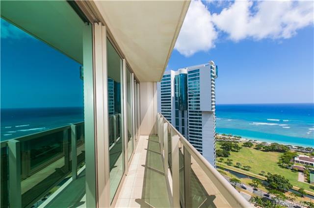 1177 Queen Street #3708, Honolulu, HI 96814 (MLS #201816483) :: Elite Pacific Properties