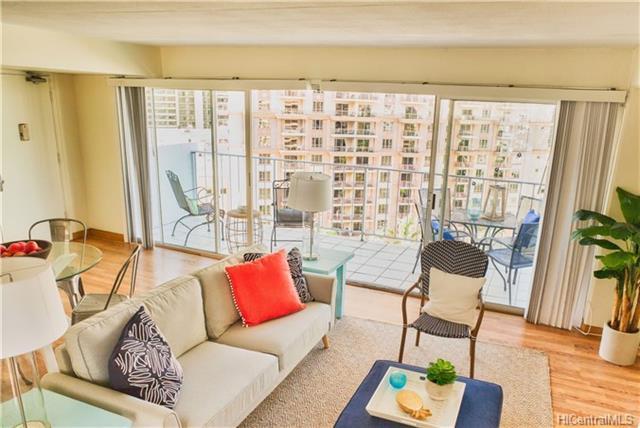 1804 NW Ala Moana Boulevard 14B, Honolulu, HI 96815 (MLS #201816533) :: Elite Pacific Properties