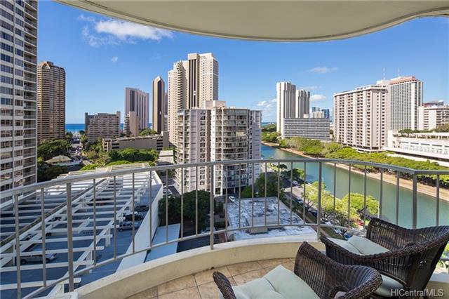 1717 Ala Wai Boulevard #1407, Honolulu, HI 96815 (MLS #201816619) :: Team Lally