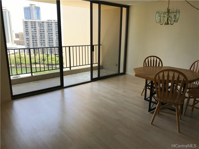 411 Hobron Lane #1808, Honolulu, HI 96815 (MLS #201816726) :: Team Lally