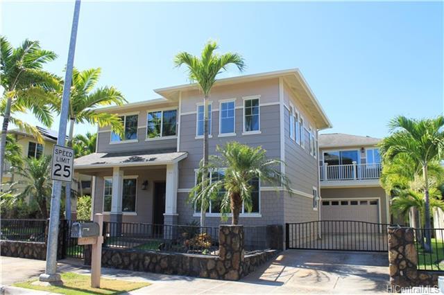 91-337 Hoolu Place, Ewa Beach, HI 96706 (MLS #201816768) :: Elite Pacific Properties