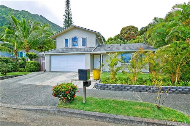 46-490 Kuneki Street, Kaneohe, HI 96744 (MLS #201817004) :: The Ihara Team