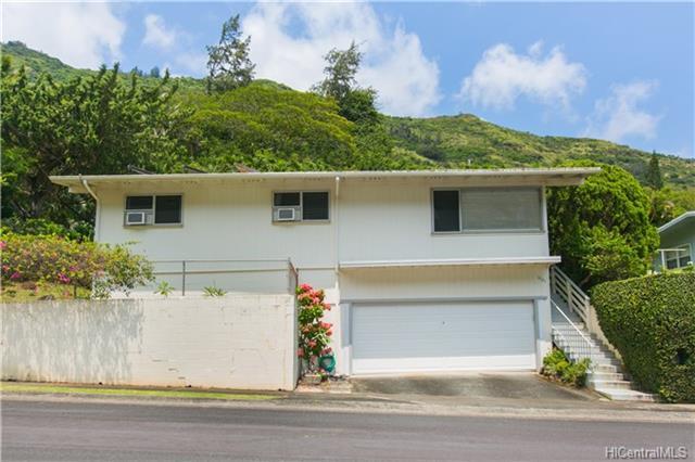1201 Hind Iuka Drive, Honolulu, HI 96821 (MLS #201817364) :: Keller Williams Honolulu