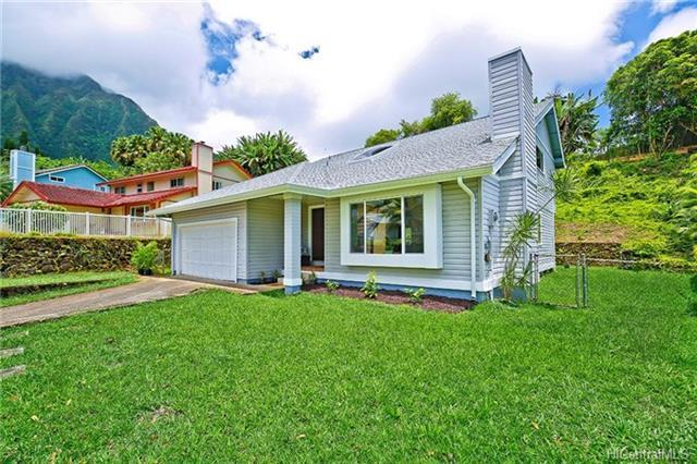 47-605 Puapoo Place, Kaneohe, HI 96744 (MLS #201817372) :: Redmont Living