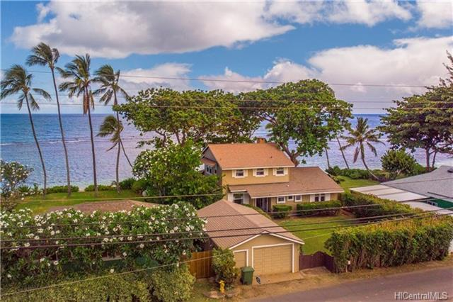 68-489 Crozier Drive, Waialua, HI 96791 (MLS #201817381) :: Keller Williams Honolulu
