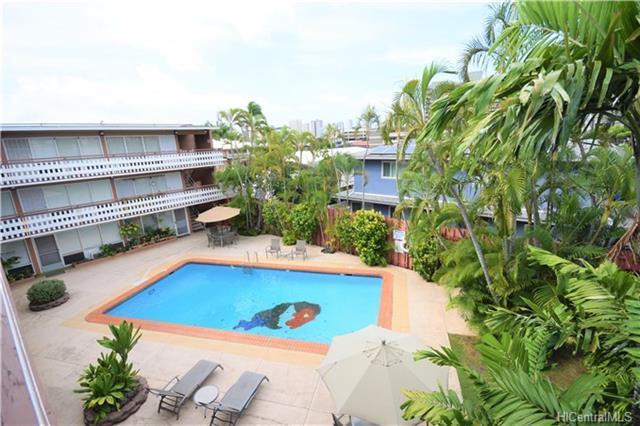 1427 Alexander Street #307, Honolulu, HI 96822 (MLS #201817452) :: Elite Pacific Properties