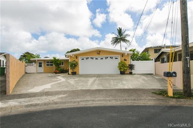 45-578 Lokea Place, Kaneohe, HI 96744 (MLS #201817705) :: The Ihara Team