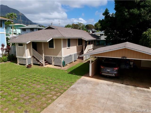45-593A Paleka Road D, Kaneohe, HI 96744 (MLS #201817733) :: Redmont Living