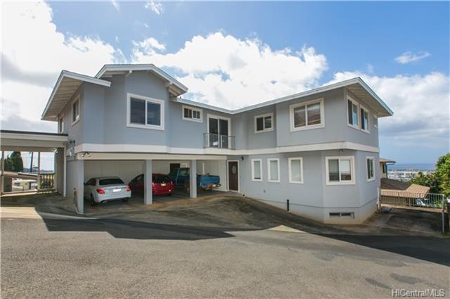 1128 Alewa Drive F, Honolulu, HI 96817 (MLS #201817800) :: Keller Williams Honolulu