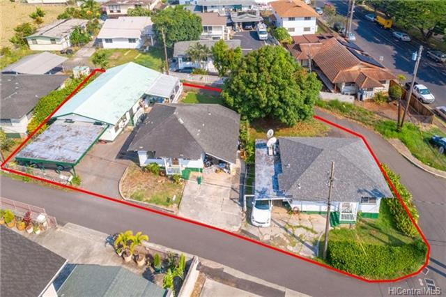 1747 Lanakila Avenue D1a, Honolulu, HI 96817 (MLS #201817801) :: Redmont Living