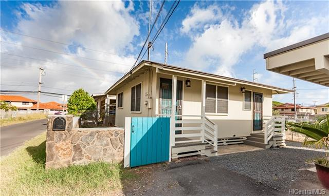 1715 Akina Street, Honolulu, HI 96819 (MLS #201817809) :: Team Lally