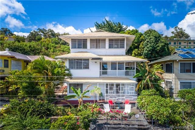 2240 Makanani Drive, Honolulu, HI 96817 (MLS #201817823) :: The Ihara Team