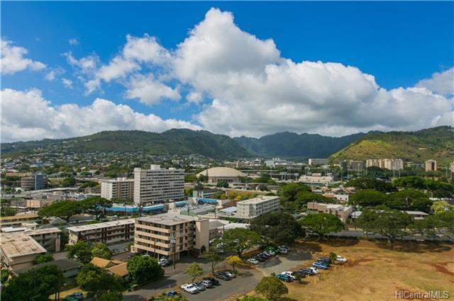 2754 Kuilei Street #1502, Honolulu, HI 96826 (MLS #201817923) :: Elite Pacific Properties